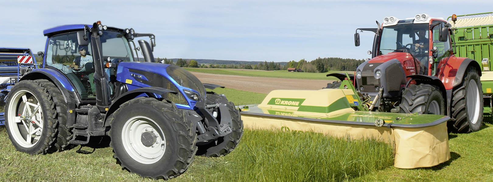 AgroLine - Traktoren und Landmaschinen
